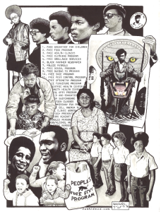 """Black Panther Party"" by Rashid"